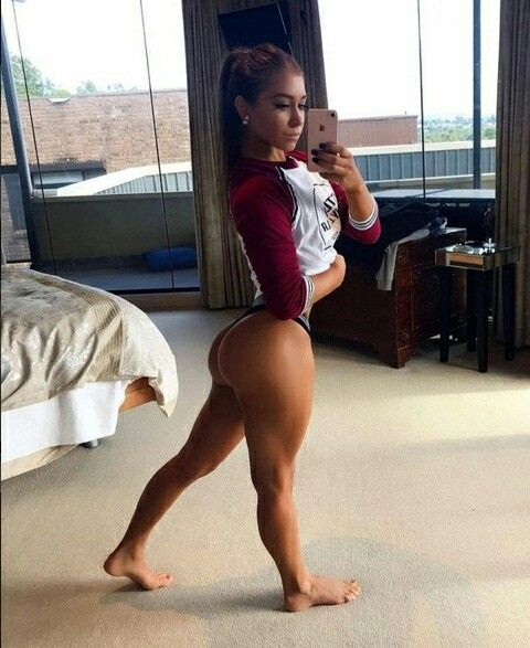 Pin By Theintrovertman On Big Booty Girls Fitness Planet Fitness Workout Sexy Curves