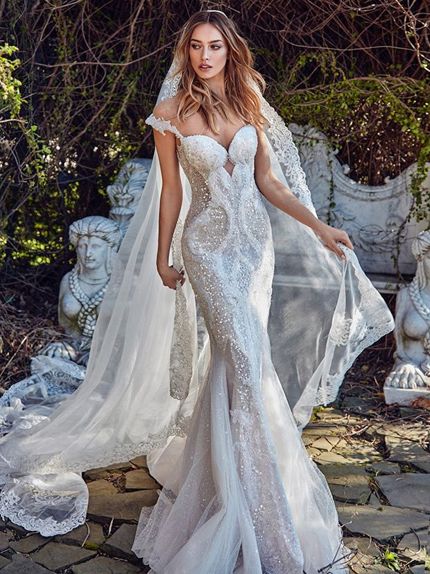 The Samantha Gown from The Galia Lahav Le Secret Royal Collection  // See all the incredible gowns from this magical collection on www.onefabday.com