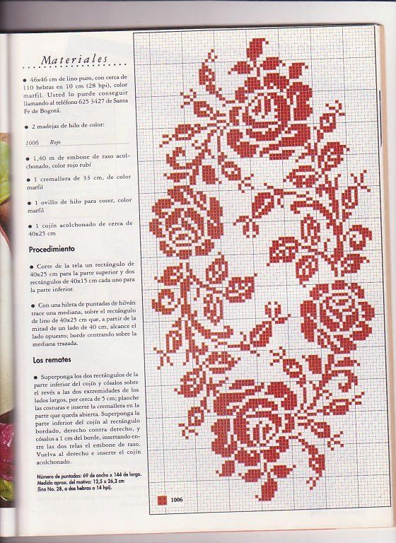un solo color (pág. 29) | Aprender manualidades es facilisimo.com
