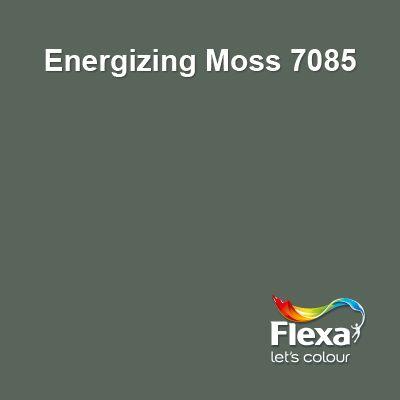Flexa Couleur Locale kleur Energizing Moss 7085