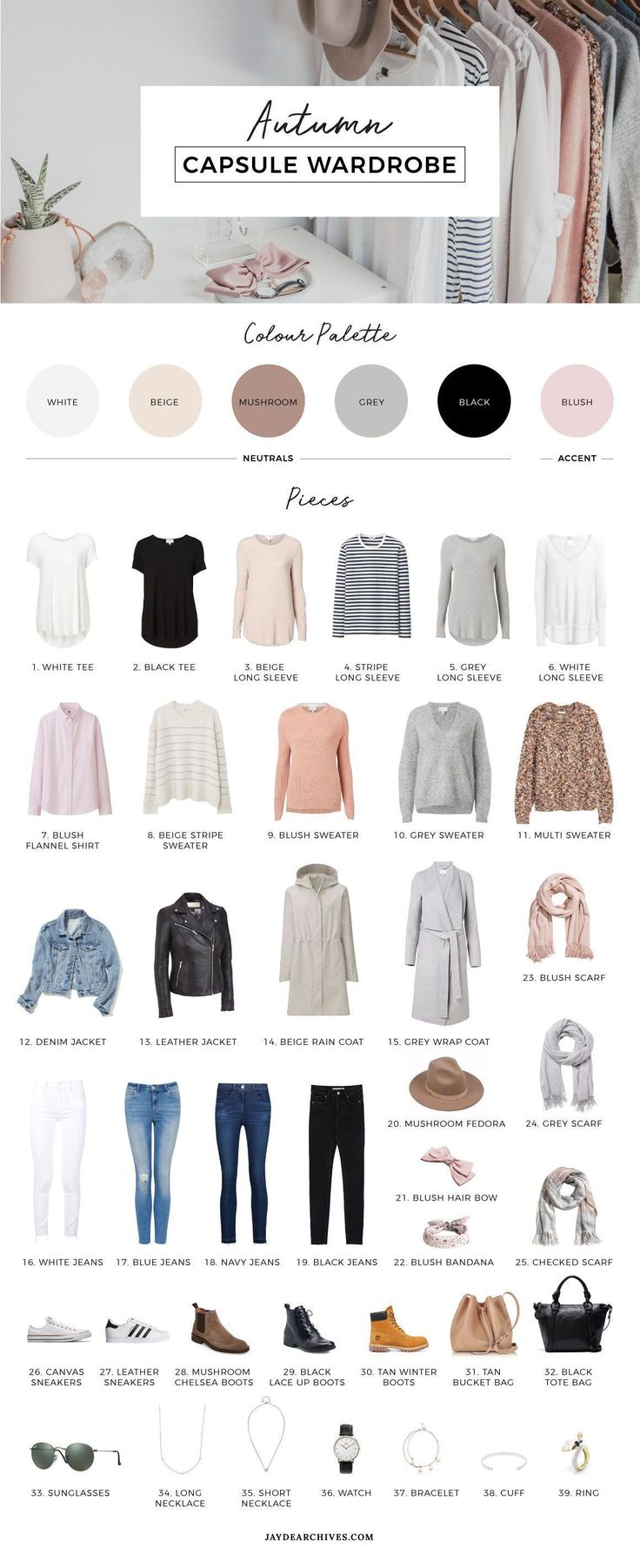 1247 Best How To Build A Capsule Wardrobe Images On