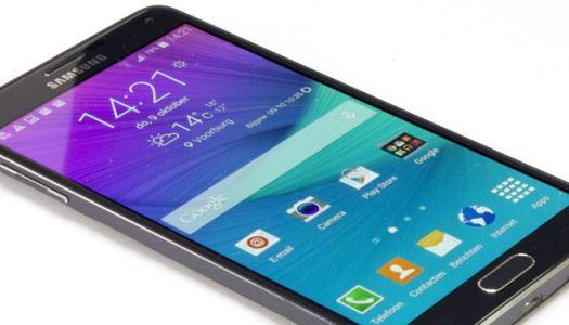 Samsung Galaxy Note 4 Video Testbericht (deutsch)