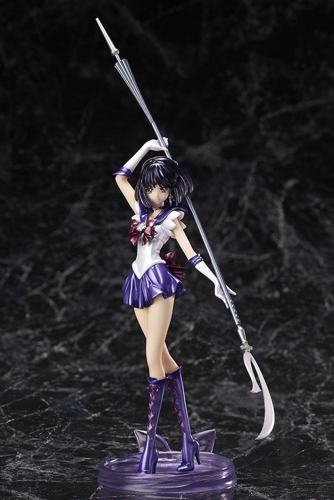 Sailor Saturn Pretty Guardian Sailor Moon Crystal Bandai FiguartsZERO