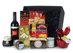 Christmas Day Hamper – Christmas Hampers by Highland Fayre