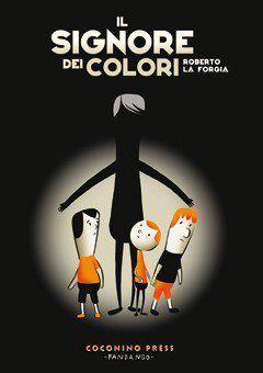 """Roberto La Forgia, """"Il signore dei colori""""."""