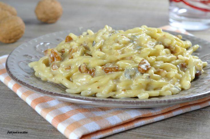 Trofie+con+noci+e+gorgonzola