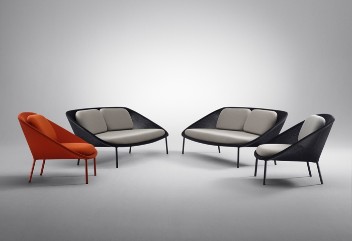 #offecctfurniture #netframe #introdesign  #stockholmdesignweek #furniturefair