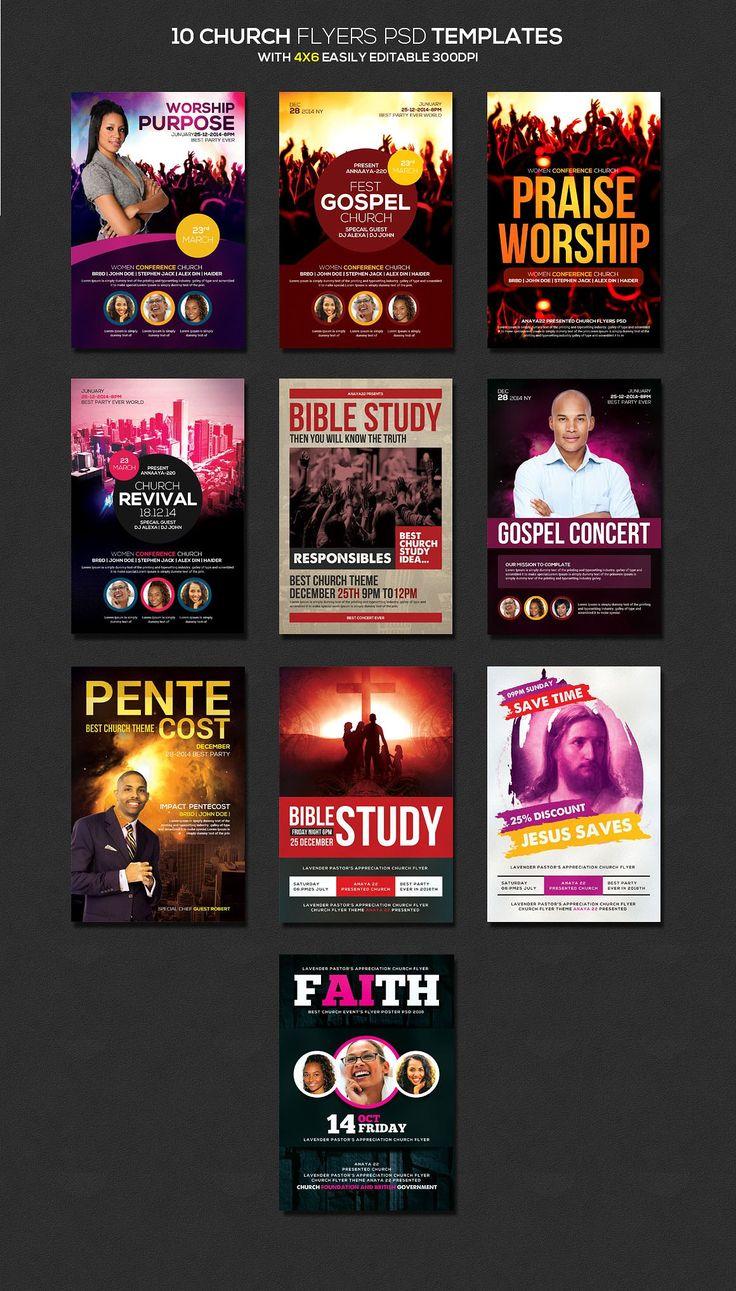 20 best Creative Flyer Templates images on Pinterest | Adobe ...