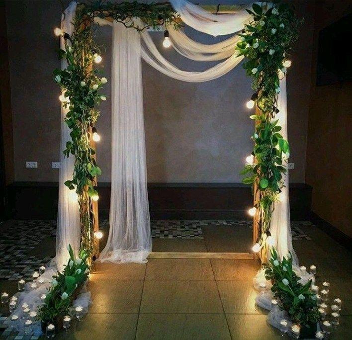 37 Unordinary Wedding Backdrop Decoration Ideas Wedding Ceremony