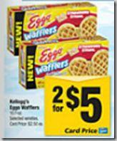 Eggo Waffles $2.17 At Walmart!