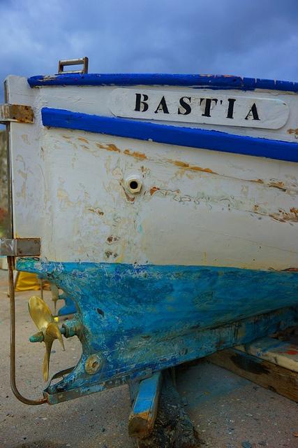 #scene #corsica #boat