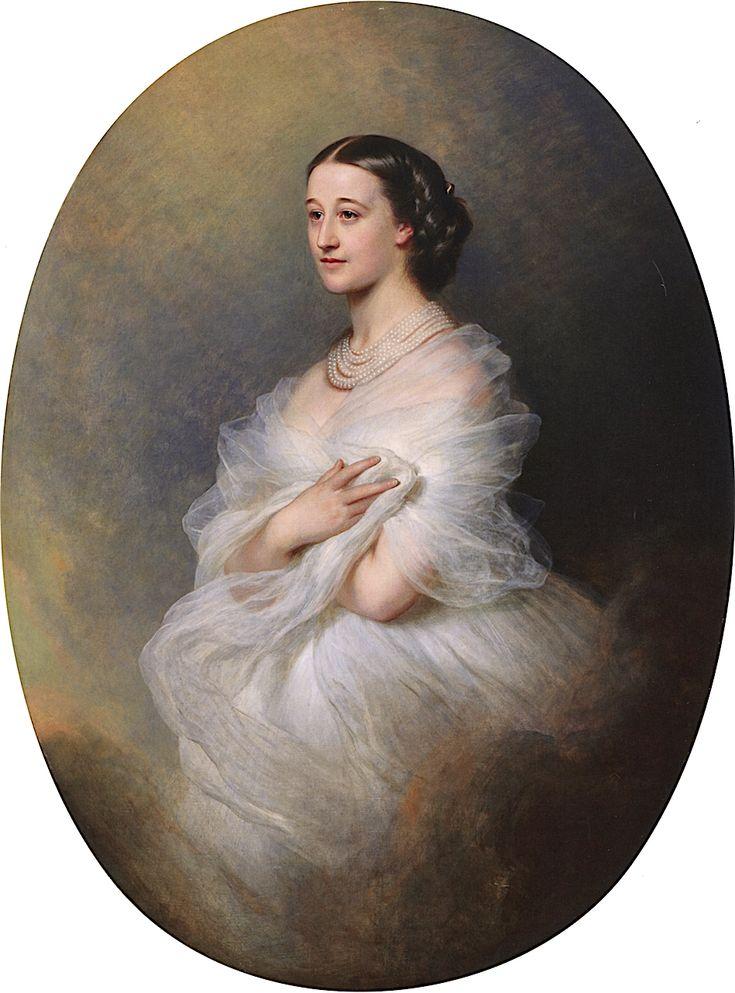 Duchess of Alba by Franz Xaver Winterhalter, c. 1852-60