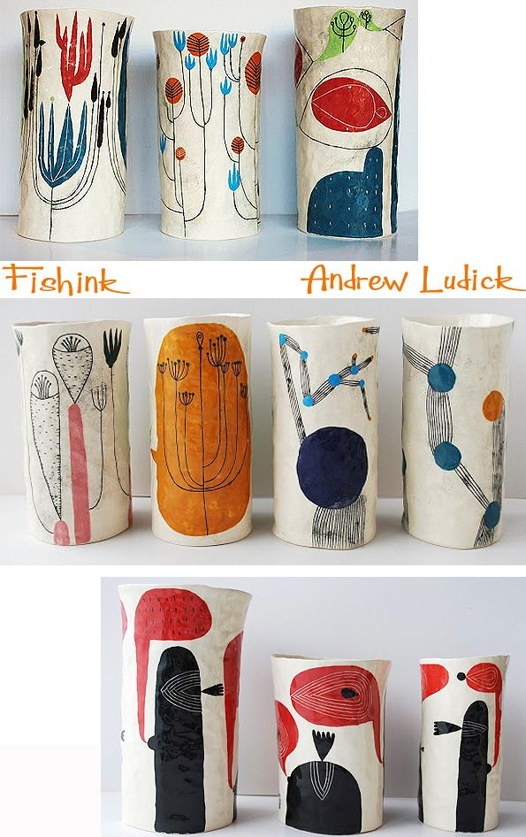 451 Best Images About Ceramic Inspiration On Pinterest