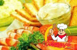 Resep Selada Platter, Sajian Keju Krim, Club Masak