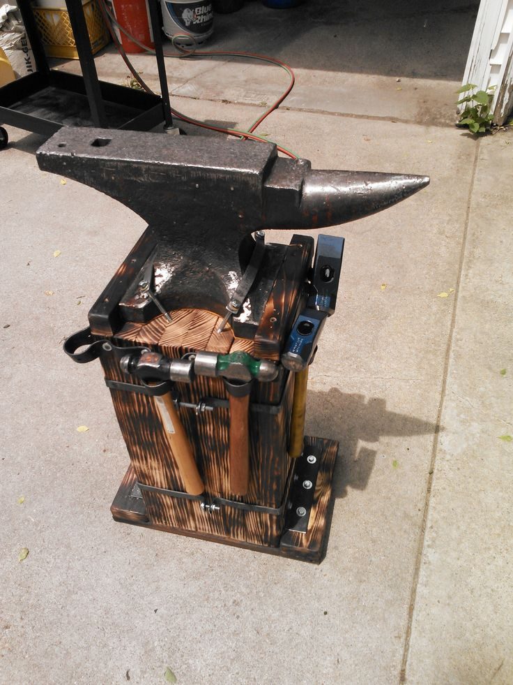 Anvil.  103lb.  Rock the forge!