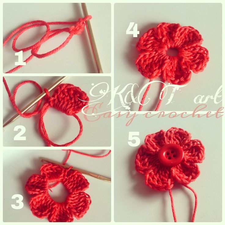 These are so easy to make, I'm using a size 1 /2.25mm hook   ch= chain  tr= triple crochet  sl st= slip stitch   Begin with a magic circle...