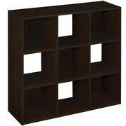 ClosetMaid 9-Cube Laminate Organizer, Espresso ClosetMaid 9-Cube Laminate Organizer, Espresso   Online  $49.97