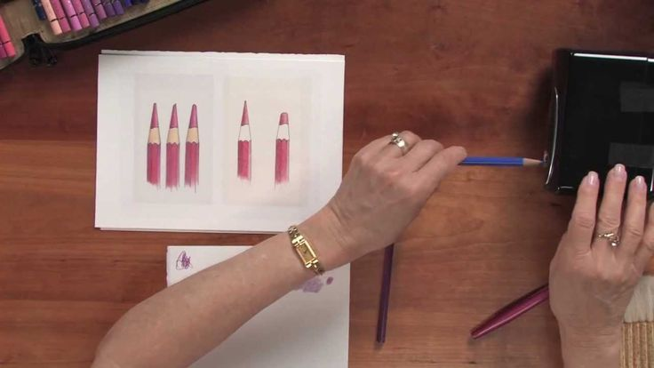 Colored Pencil Techniques Made Easy with Janie Gildow