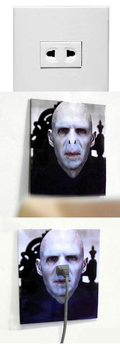 "Power Lord -- Lord ""VOLTemort"""