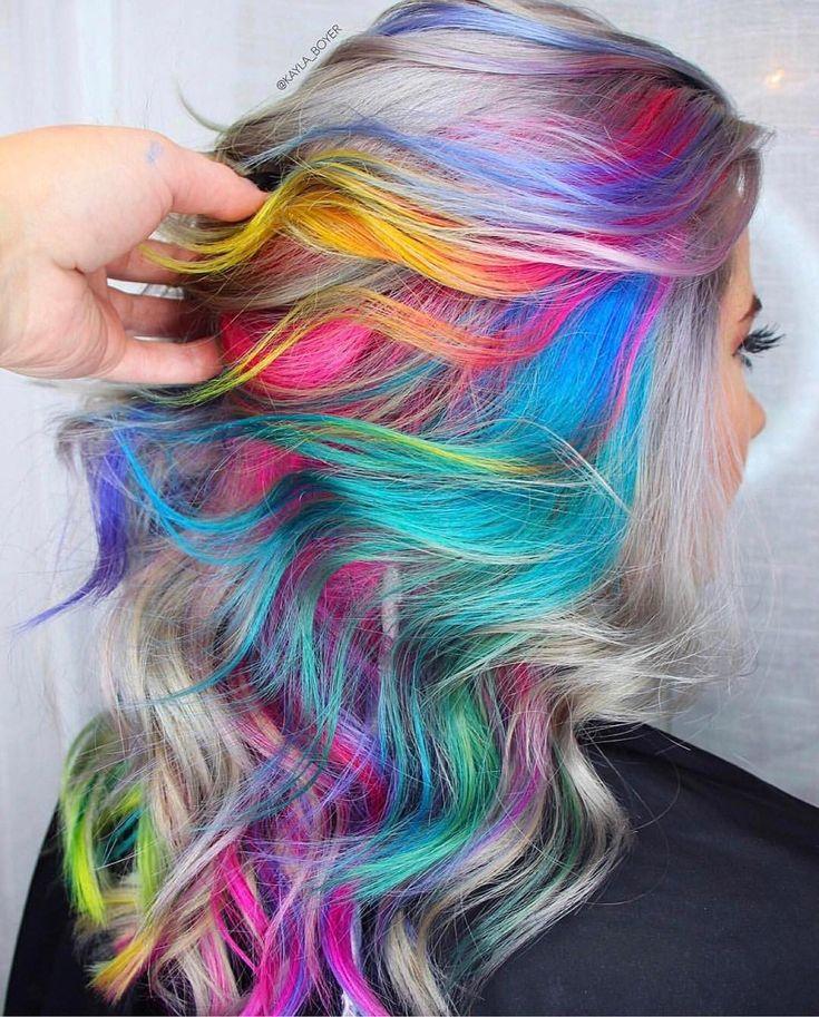 Hidden Rainbow  | @kayla_boyer