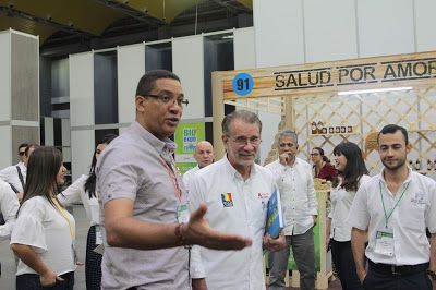 Corpoguajira promovió sus negocios verdes en Bioexpo Caribe 2017