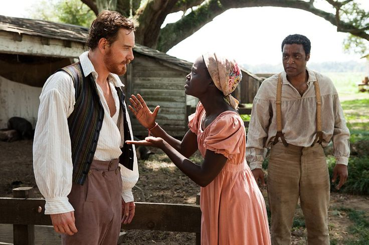 "Michael Fassbender in ""12 Years a Slave"""