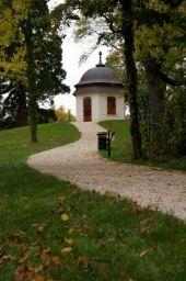 Im Schlosspark in Gödöllő.