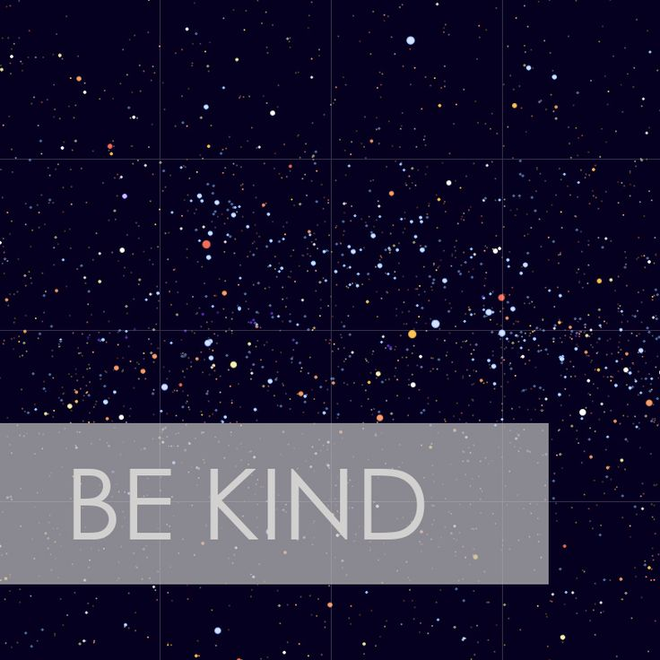 BEING KIND - is a vital way of bringing meaning to our own lives as well as the lives of others. Being kind allows us to communicate better, be more compassionate, and also to be a positive force in people's lives.  -Everyone deserves a smile:)