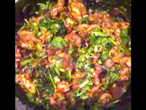 Tasty and spicy Pepper chicken recipe