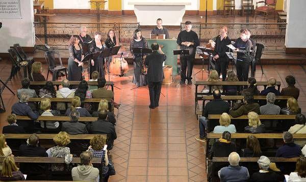 El Festival Internacional de Música Virreinal llenó de talento barroco la Semana Santa en Tigre