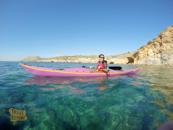 Discover the hidden gems of Aegean with Sea kayaking