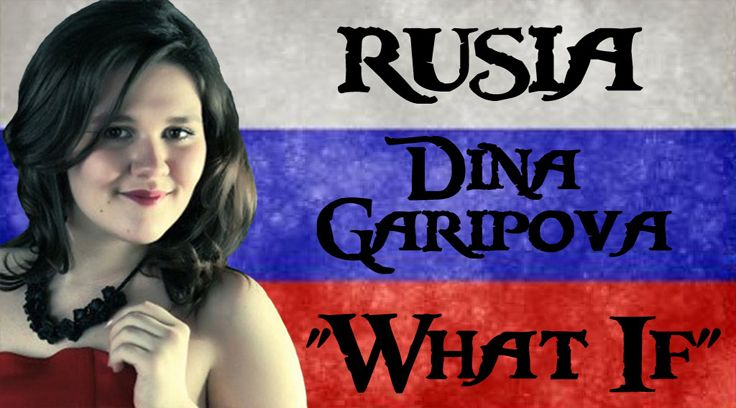 Dina Garipova - Rusia