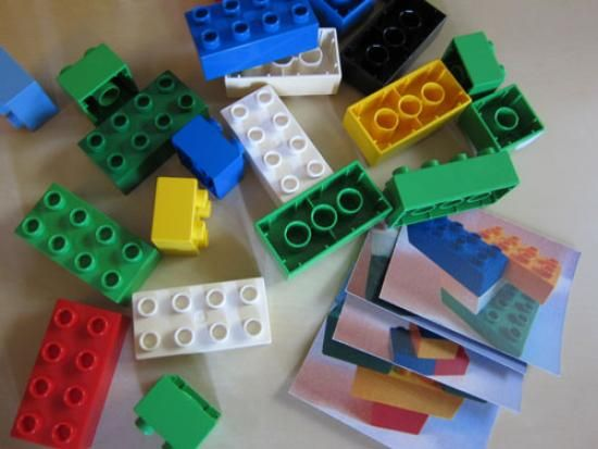 Cool project from www.kiwicrate.com/diy: Lego Puzzle Cards