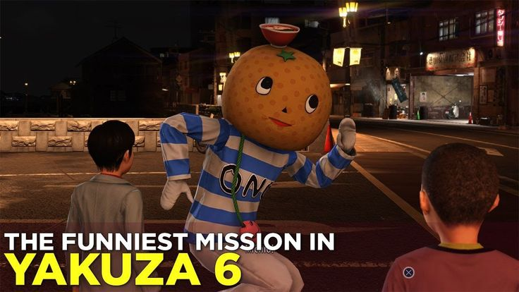 YAKUZA 6: The Funniest Mission - http://gamesitereviews.com/yakuza-6-the-funniest-mission/