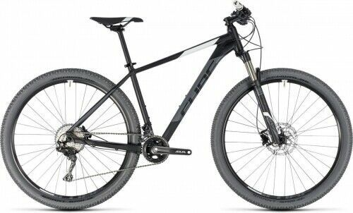 Cube Mtb Fahrrad Aluminium 21 034 Black Weiss Mountainbike 26 Zoll Kinderfahrrad Fahrrad