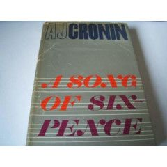 #A Song of six-pence by A J Cronin