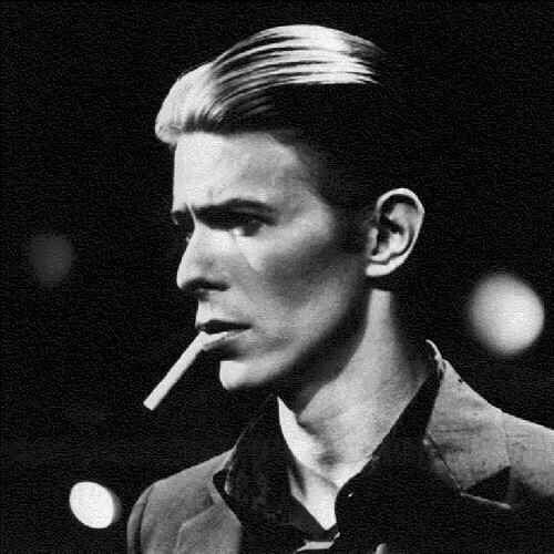 Davd Bowie (08 01 1947 -- 10 01 2016)