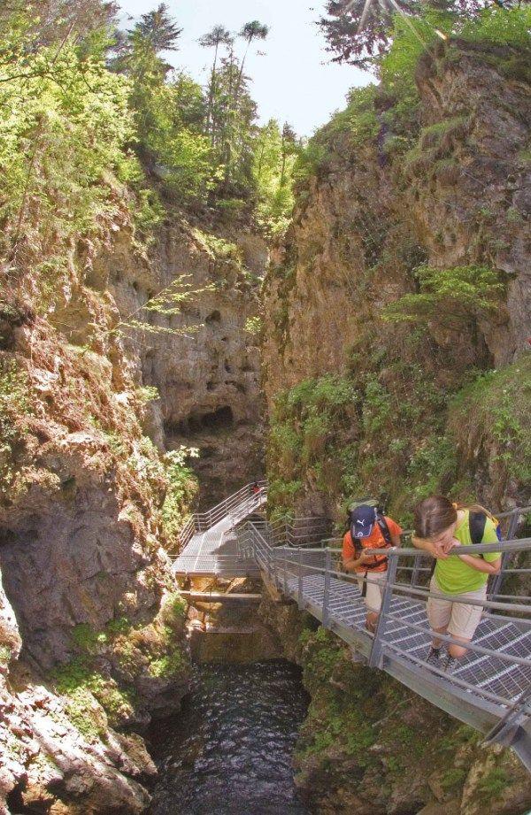 Canyon Val di Non