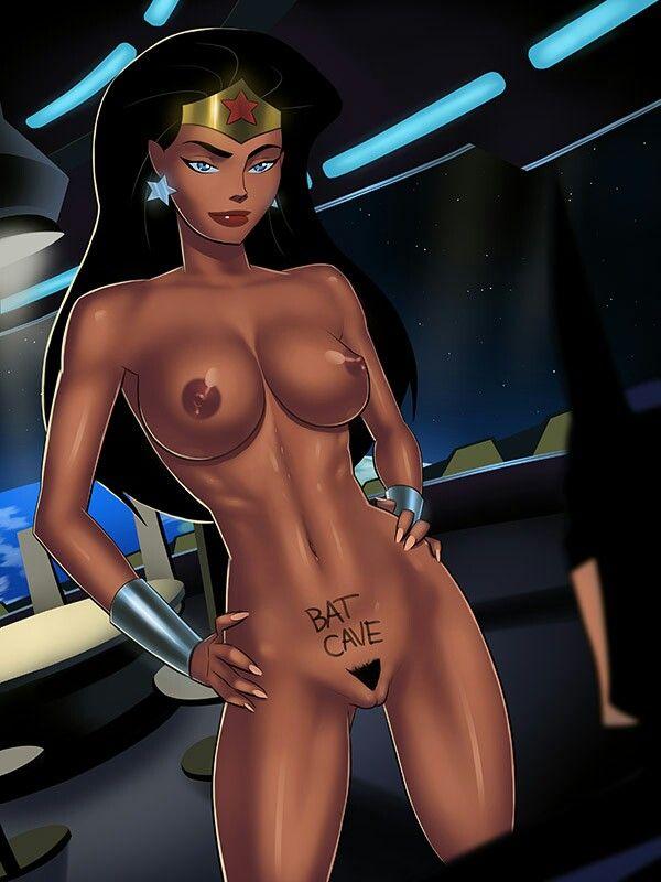 Girls naked at island