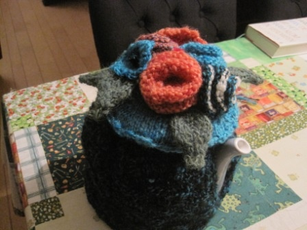 made this teacosie