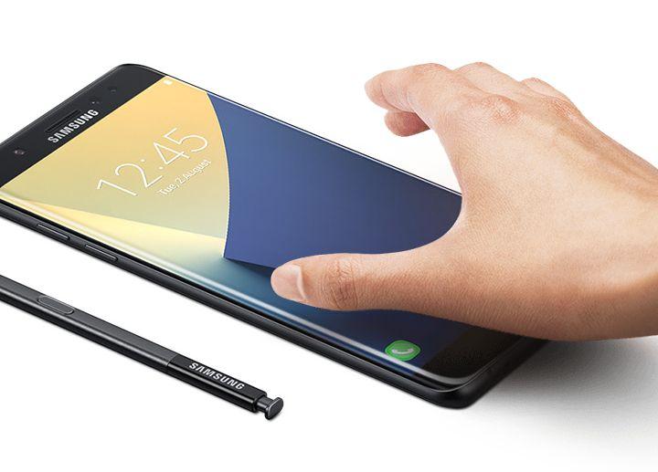 Samsung Galaxy Note 7 : plus vite et plus grand !