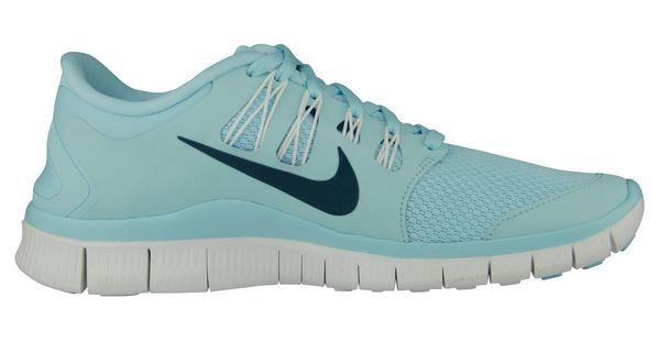 Nike Free 5.0+ (Damen, türkis)