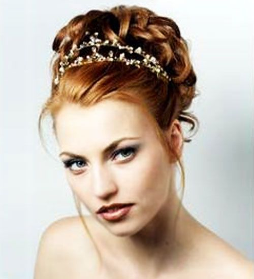 Nice Hairstyle For Wedding: 168 Best Images About Nice Hairstyles On Pinterest