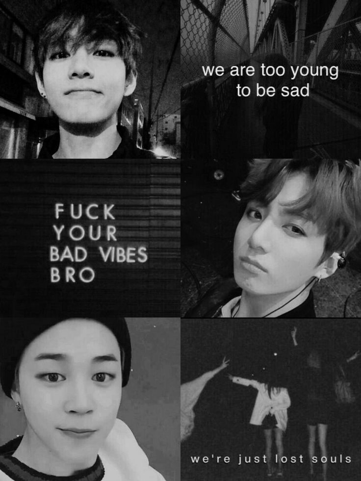 Jimin, V and Jungkook from BTS #aesthetic #handsomes #maknaeline