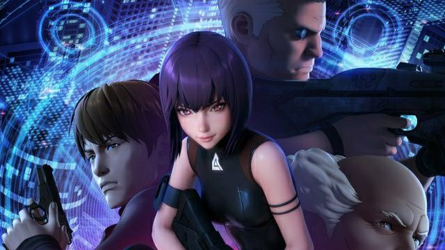 Anime Series To Netflix In April 2020 Ghost In The Shell Sac 2045 Hi Score Girl Season 2
