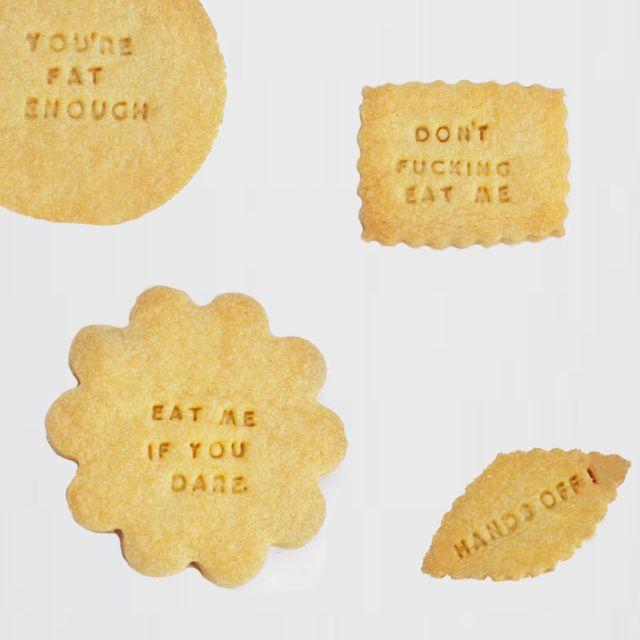 Diet Biscuits by Fonderia