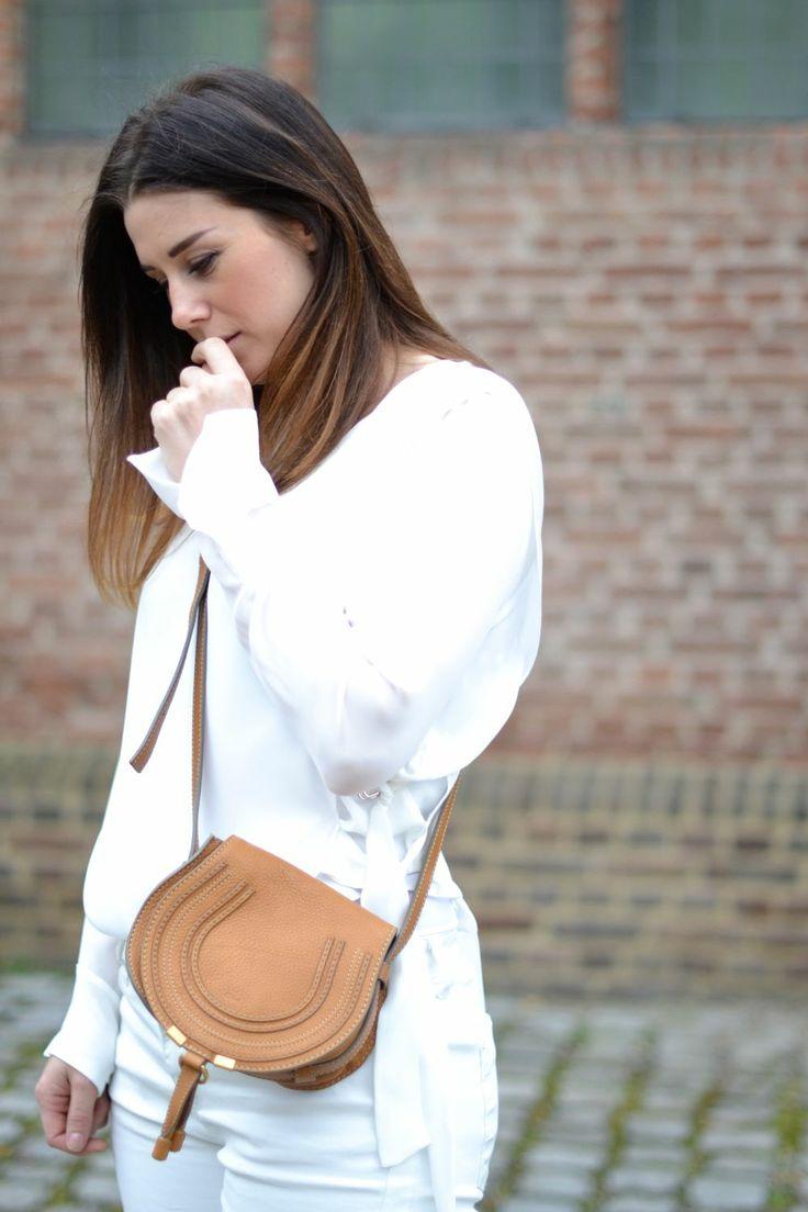 Chloe Marcie mini, streetstyle, Hanneke Verstegen, blogger, See ...