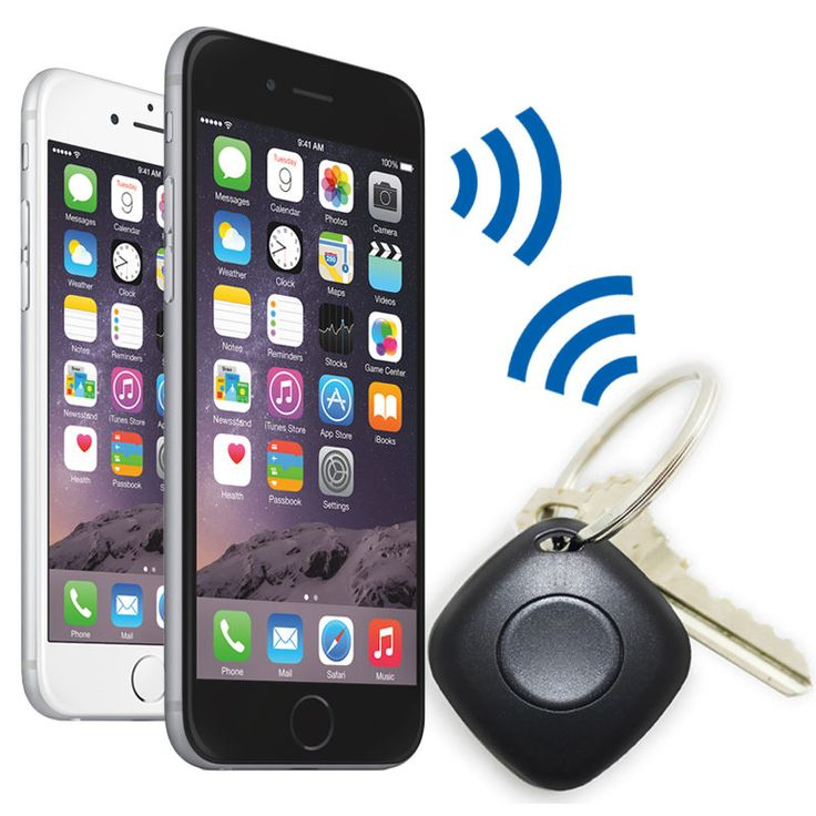2-Pack: SoundLogic™ XT Track & Find Wireless Bluetooth Key & Valuable Finder with Voice Recording #SoundLogic