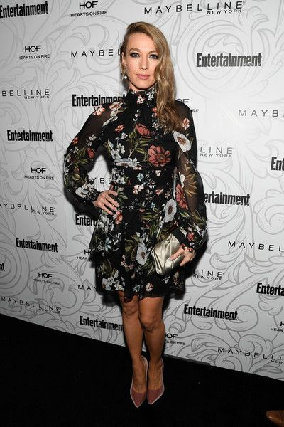 Natalie Zea Photos Photos - Actor Natalie Zea attends the Entertainment Weekly Celebration of SAG Award Nominees sponsored by Maybelline New York at Chateau Marmont on January 28, 2017 in Los Angeles, California. - Entertainment Weekly Celebrates the SAG Award Nominees at Chateau MarmontSsponsored by Maybelline New York - Arrivals
