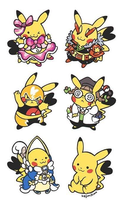 Take a Peekatchu, Pikachu!
